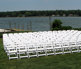 Lansing Wedding Chair Rental
