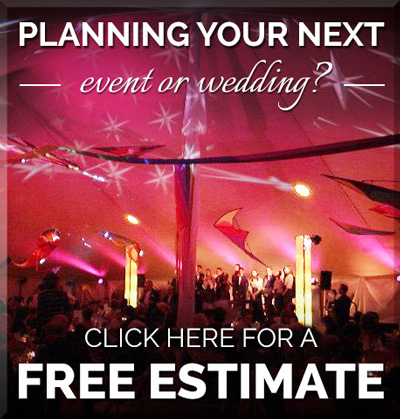 Tent Rental American Rentals Inc Wedding Rentals