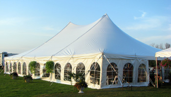 About Our Lansing Tent Rental Company
