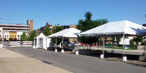 Event Tent Rentals In Michigan