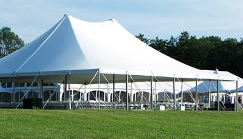 Your tent rental budget for the occasion