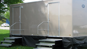 Portable Bathroom And Toilet Rental In Michigan