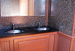 Restroom Rental Portable Toilets American Rentals Outdoor