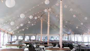 Wedding Tent Rental | American Rentals Inc. | Wedding Rentals ...